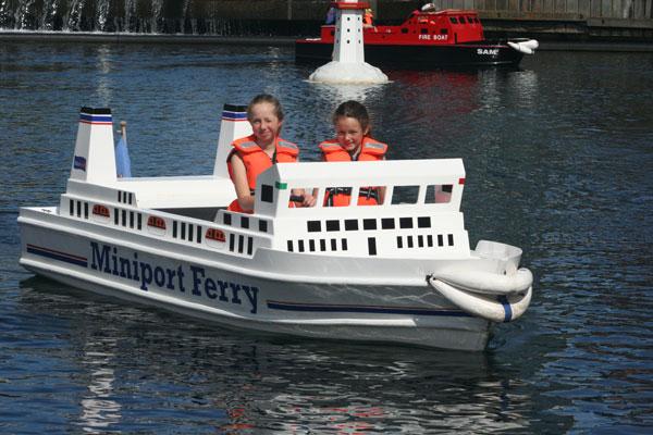 Miniport Ferry