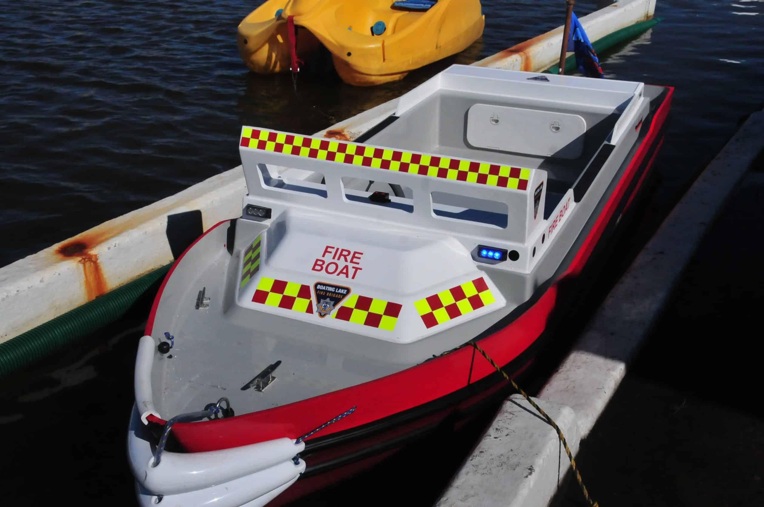 Fire Boat 042