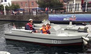 Miniport Motor Torpedo Boat (MTB)