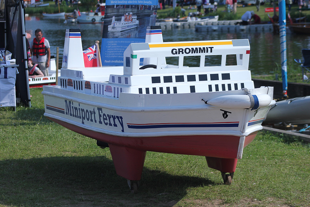 Miniport Electric Ship